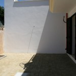 Borgo Cenate backyard: villas by the sea for sale in Puglia