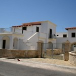 Borgo Cenate street view: villas by the sea for sale in Puglia