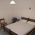 Luxury seafront villa for sale in Italy, Puglia: double bedroom