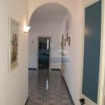 Luxury seafront villa for sale in Italy, Puglia: first floor corridor