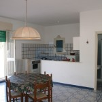 Luxury seafront villa for sale in Italy, Puglia: first floor living room