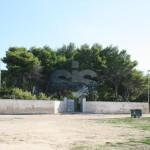 Luxury sea front villa for sale in Italy, Puglia: exteriors